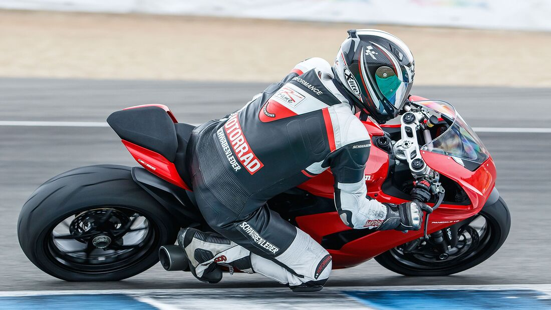 Ducati Panigale V2 Fahrbericht