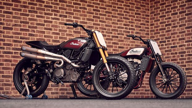 05/2019 Indian FTR 1200 Hooligan S&S Cycle
