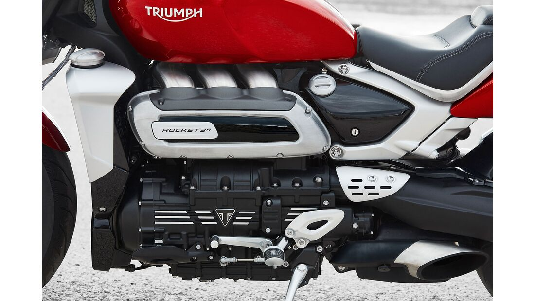 07/2019, Triumph Rocket III R