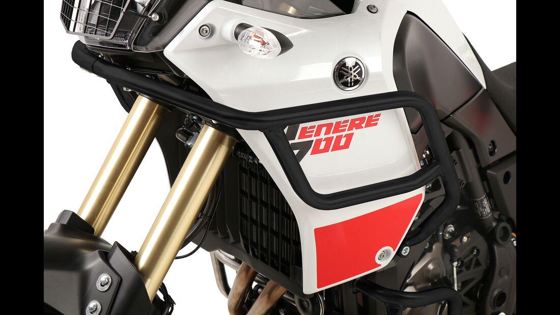 08/2019, Yamaha 700 Tenere Zubehör Hepco Becker