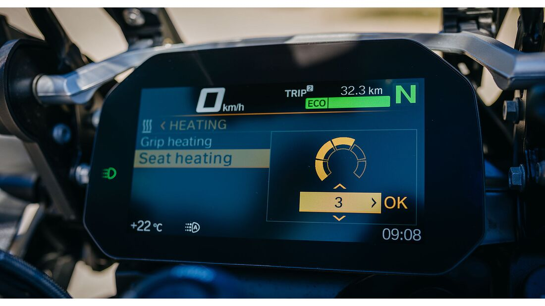 09/2020, BMW R 1250 GS Modellpflege