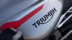 10/2019, Triumph 765 Street Triple Modelljahr 2020.