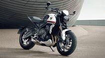 10/2020 Triumph Trident 660.