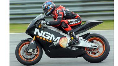 2011 Suter/BMW MotoGP CRT