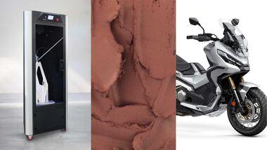 3D-Druck Honda 2021