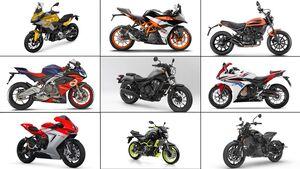 48-PS-Motorräder für Besitzer des A2-Führerscheins.