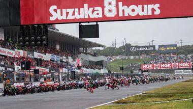 8-Stunden-Rennen Suzuka