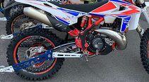 ABS Wheelie Bar