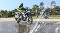 ADAC Safety Ride mit dem MOTORRAD ACTION TEAM