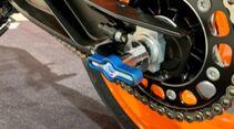 AXfix Motorrad-Transportsicherung
