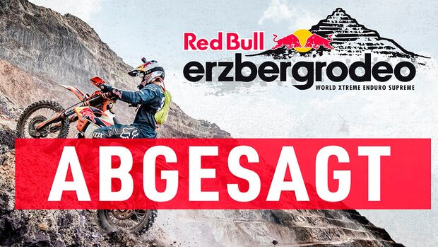Absage Erzberg Rodeo 2020