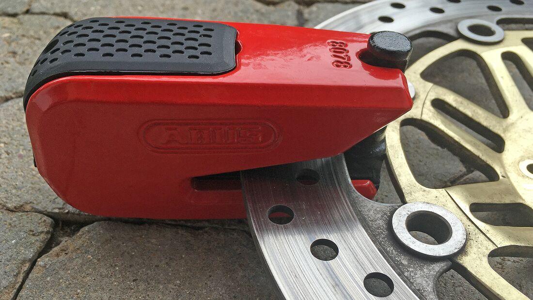 Abus Granit SmartX 8078 Bremsscheibenschloss