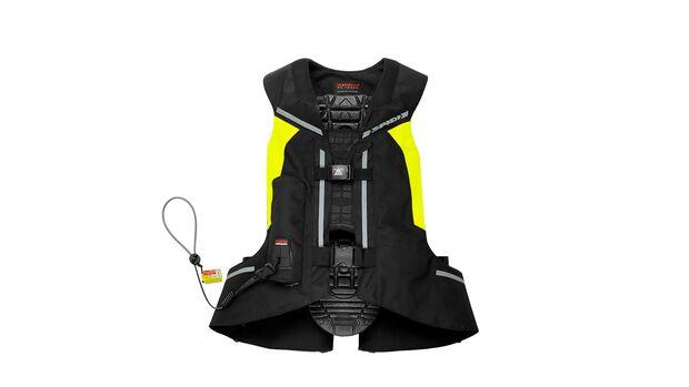Airbag-Weste Motorrad Spidi Full DPS Vest