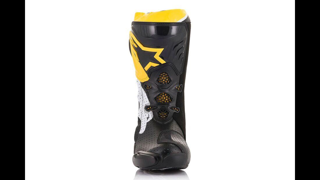 Alpinestars Limited Edition Kenny Roberts Sr Supertech R Boot