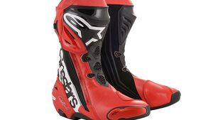 Alpinestars Limited Edition Randy Mamola Legends Series Supertech R Stiefel