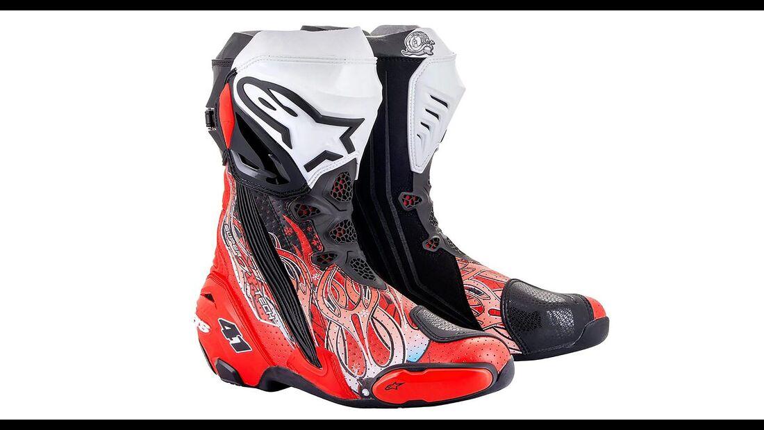 Alpinestars Supertech R Stiefel Limited Edition Haga