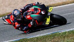 Andrea Dovizioso Test Aprilia MotoGP