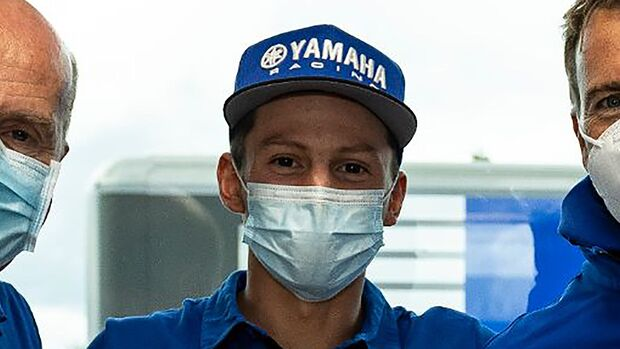 Andrea Locatelli Yamaha