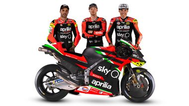 Aprilia - MotoGP 2020.