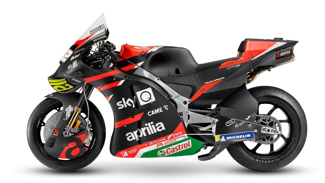 Aprilia MotoGP-Team 2021