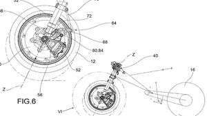 Aprilia Patent Anti Dive