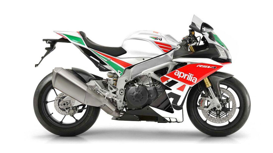 Aprilia RSV4 RR 1000 Misano Limited Edition