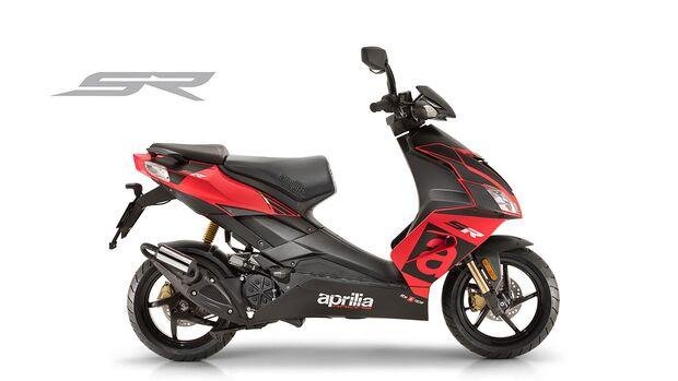 Aprilia SR50 Roller