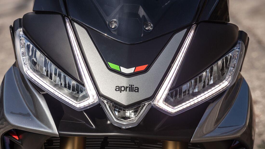Aprilia Tuono V4 Modelljahr 2021