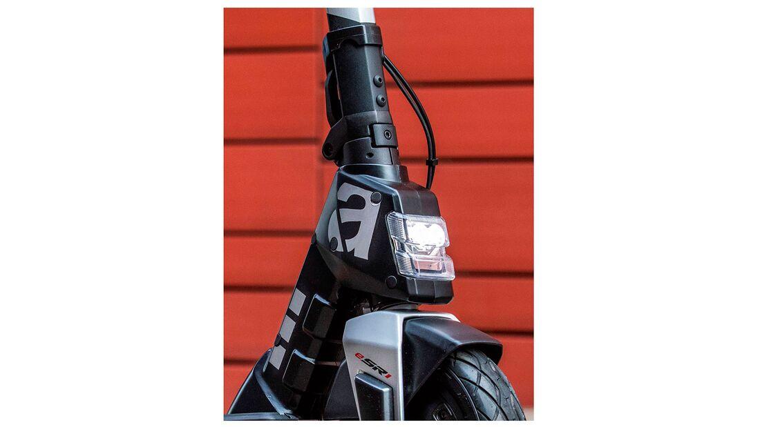 Aprilia eSR1 Elektrotretroller E-Scooter