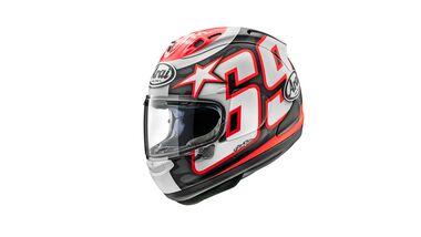 Arai RX-7V Nicky-Reset Replika Nicky Hayden