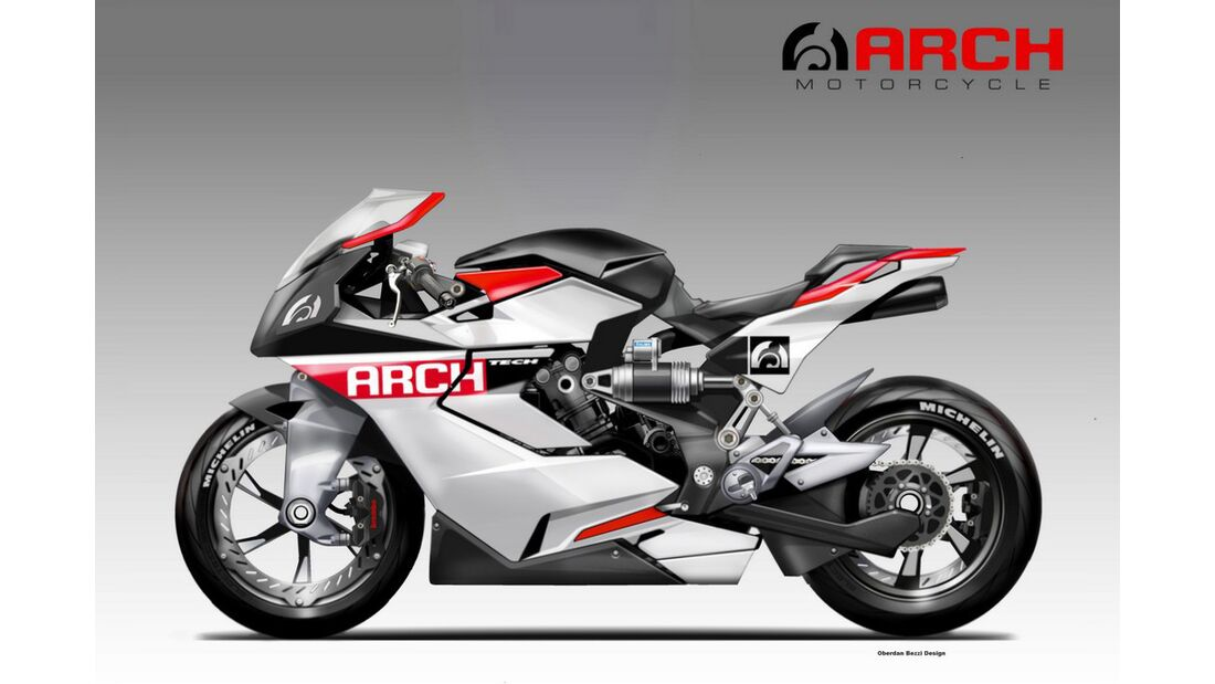 Arch KR SB-1 Concept.