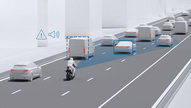 Assiszenzsysteme Motorrad