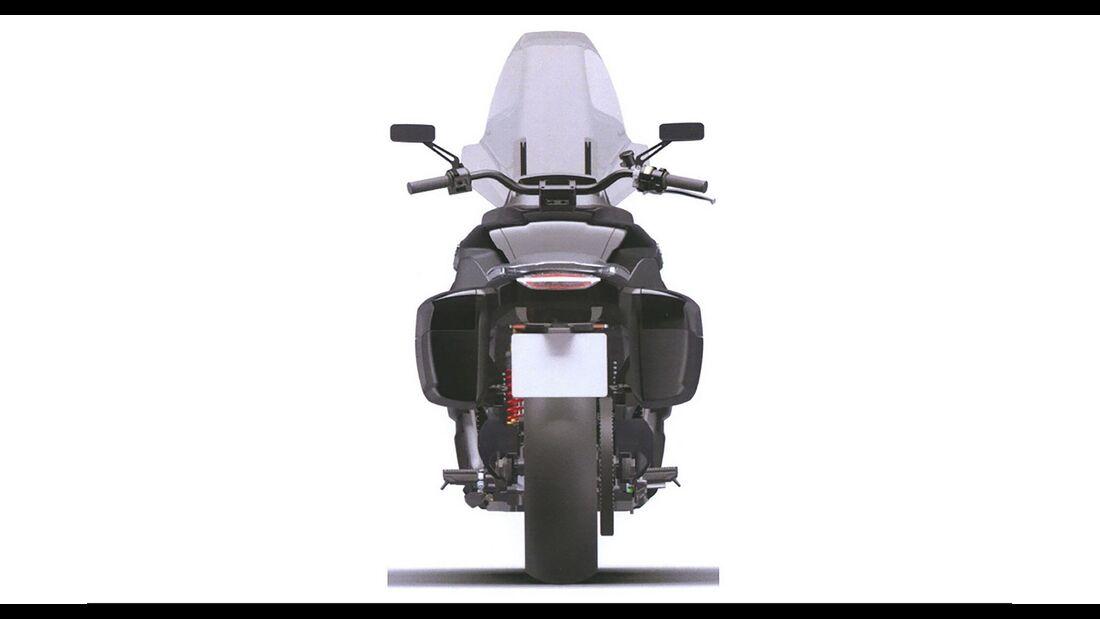 Aurus Begleitmotorrad Elektromotorrad