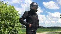 Ausprobiert Büse Ferno Leder-Textil-Fahreranzug