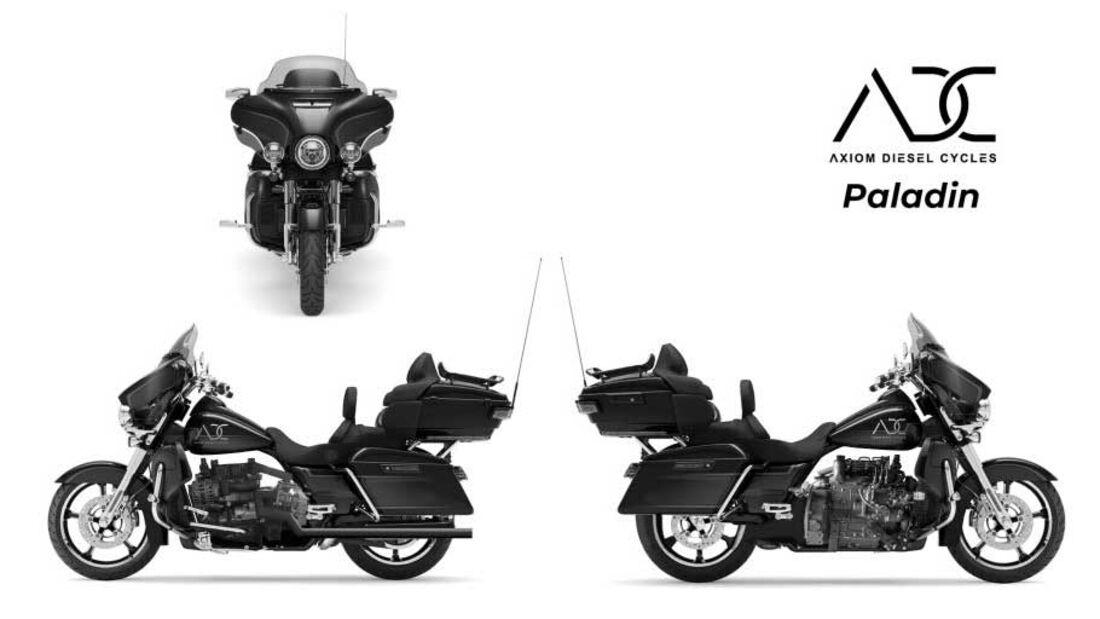 Axiom Diesel Cycles