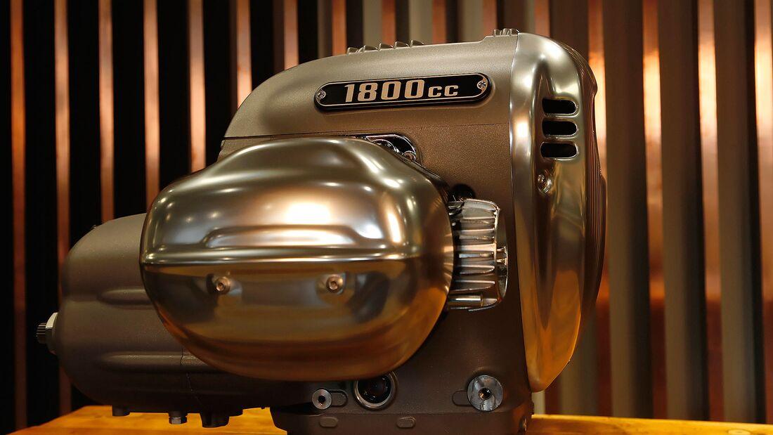 BMW Boxermotor 1800 ccm
