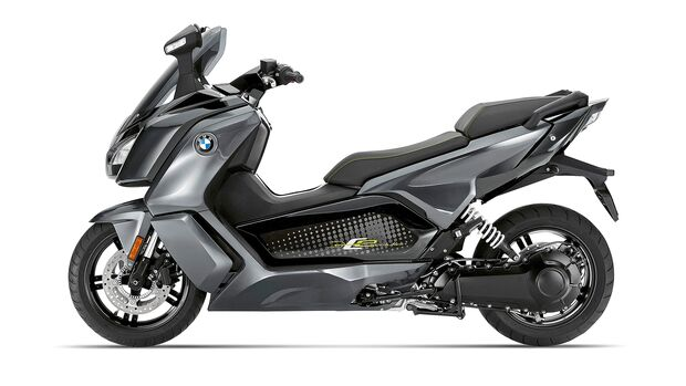 BMW C Evolution / Long Range.