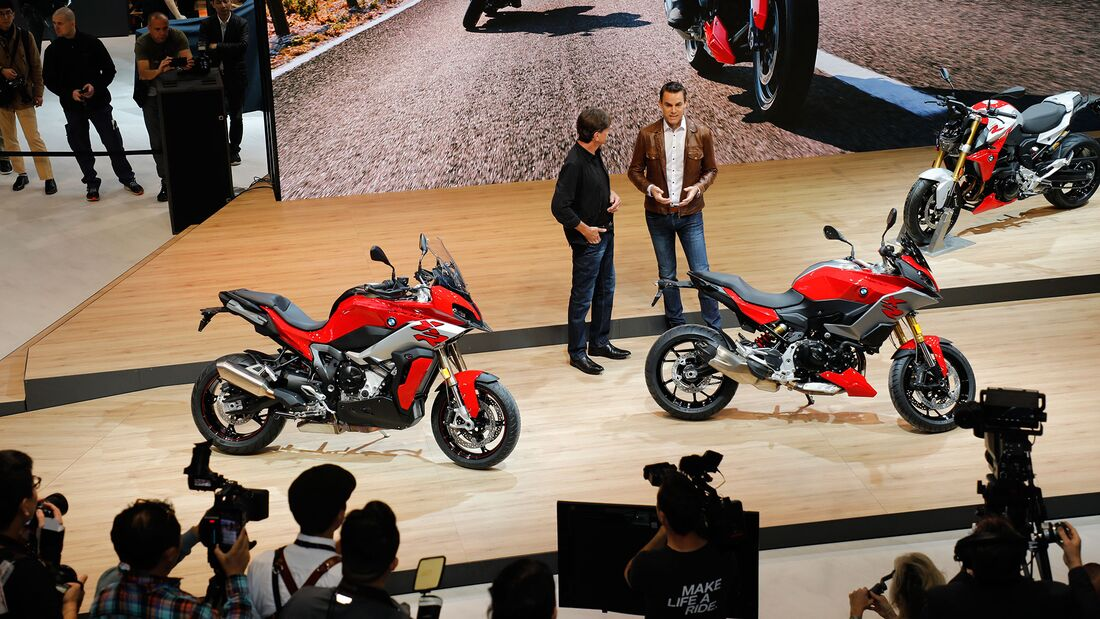 BMW F 900 XR Eicma 2019