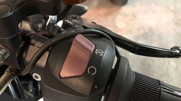 BMW G 310 Dauertest