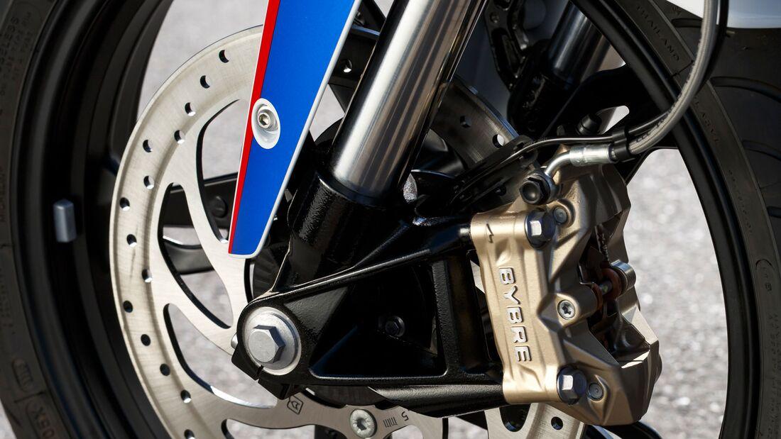 BMW G 310 R Bremsanlage vorne