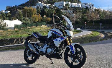 BMW G 310 R Dauertest