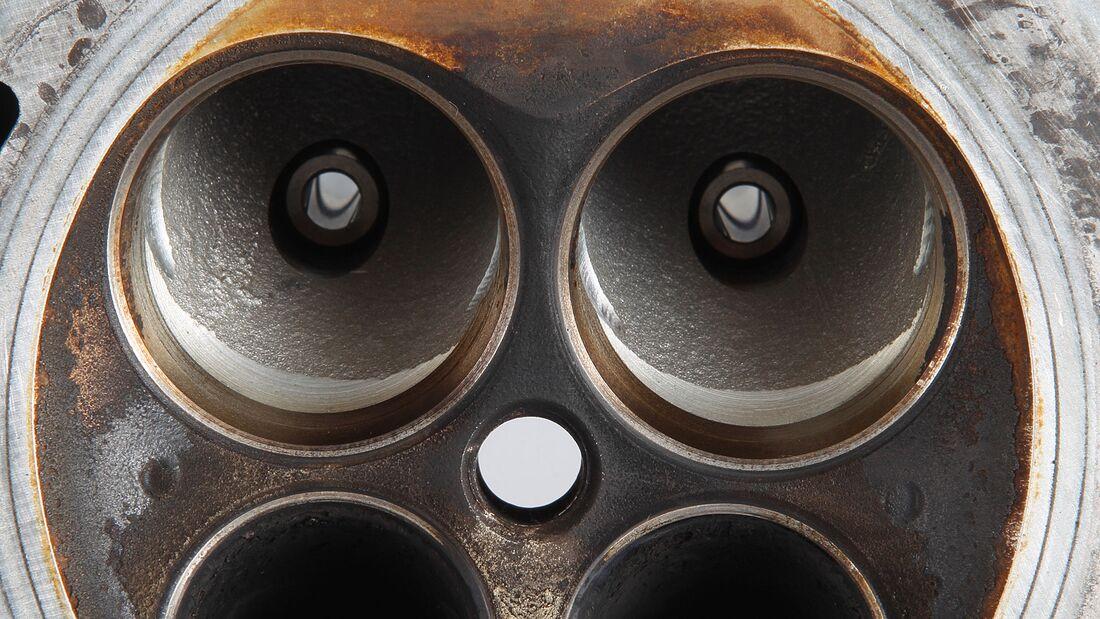 BMW G 310 R Ventilschäfte