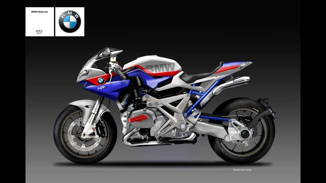 BMW HP2 Sport Concept.