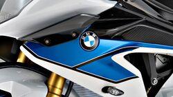 BMW HP4 - Logo.