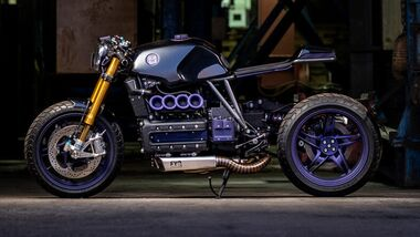 BMW K 1100 RS Incerum Custombike