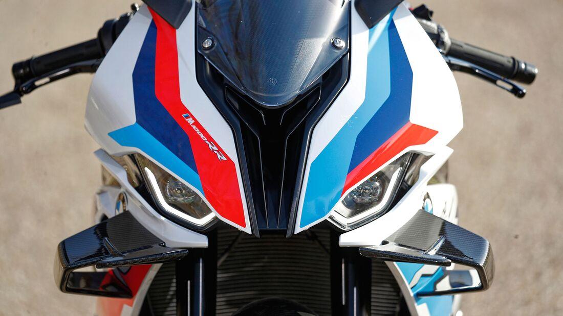 BMW M 1000 RR Fahrbericht