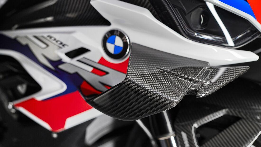 BMW M 1000 RR Modelljahr 2021