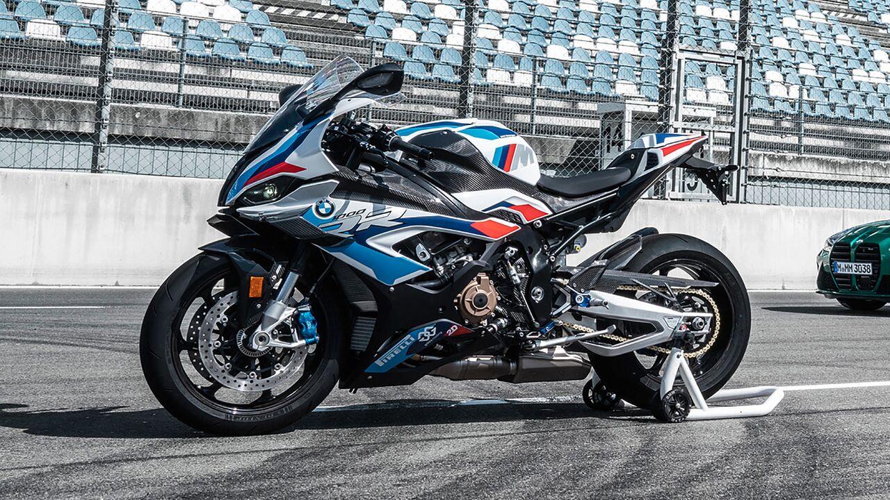 Bmw M 1000 Rr Voll Auf Rennsport Fokussiert Motorradonline De