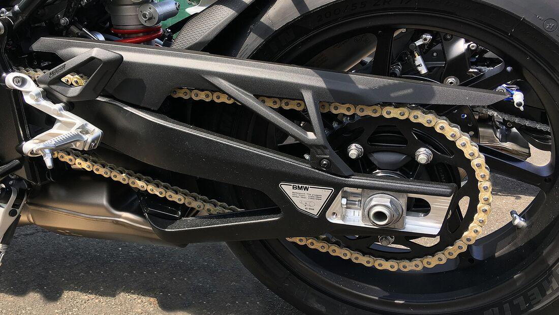 BMW M Endurance Kette wartungsfrei
