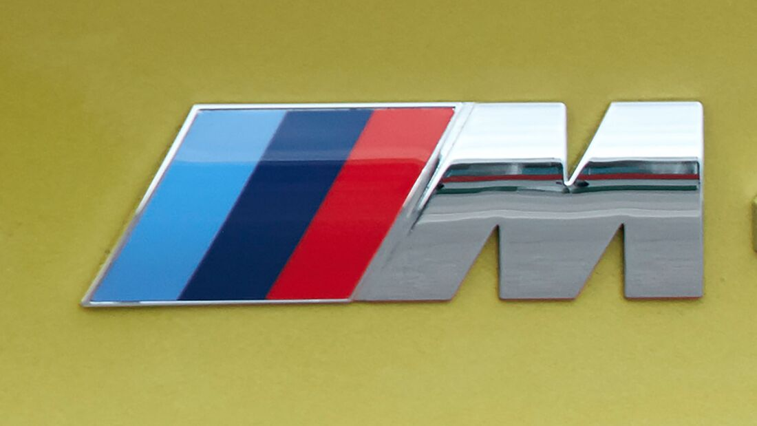 BMW M-Logo